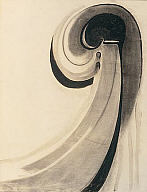 Early Abstraction. (Milwaukee Art Museum/Georgia O'Keeffe)