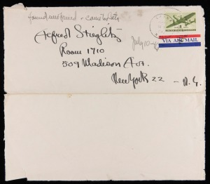 (Beinecke Rare Book & Manuscript Library, Alfred Stieglitz/Georgia O'Keeffe Archive/Georgia O'Keeffe)