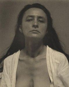 Georgia O'Keeffe. (Metropolitan Museum of Art/Alfred Stieglitz)